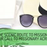 Our call to Missionary Acres